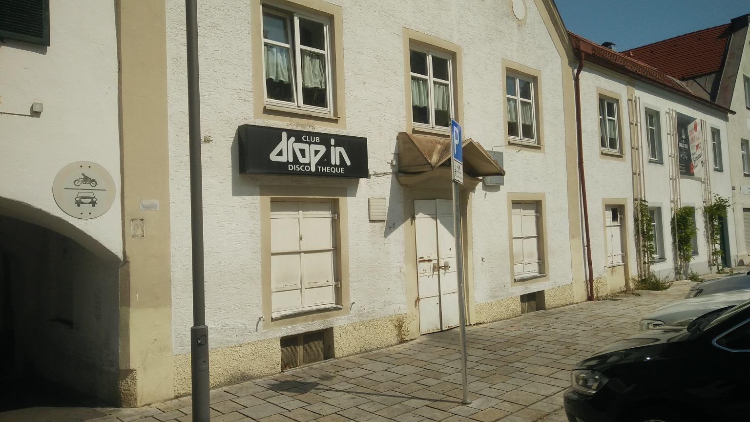 Diskothek Drop In in Kempten (© S. Lipp)