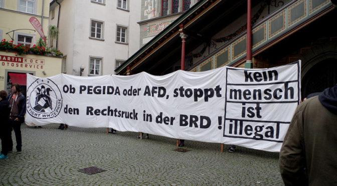100 Jahre Antifa in Lindau