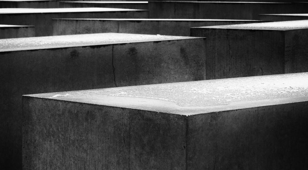 Denkmal für die ermordeten Juden Europas (cc-by flickr.com/richar