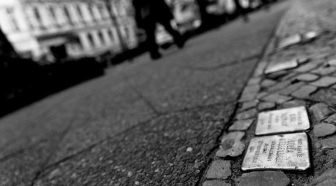 Stolpersteine: Hetze statt Gedenken