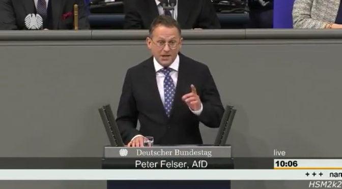 Peter Felser im Lebensbund