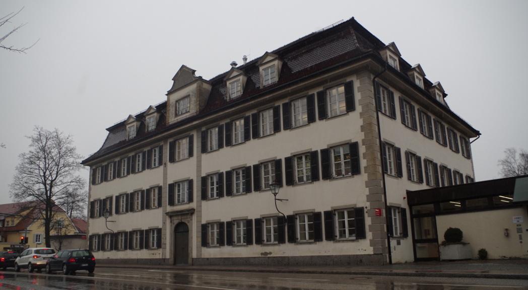 Amtsgerichtsgebäude Kaufbeuren