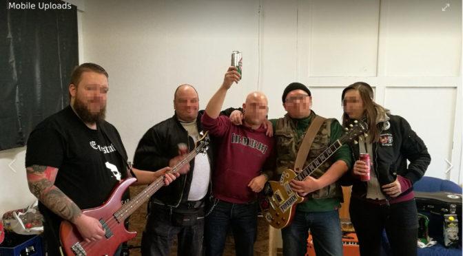 Kulturzentrum nimmt rechte Oi-Band aus dem Programm