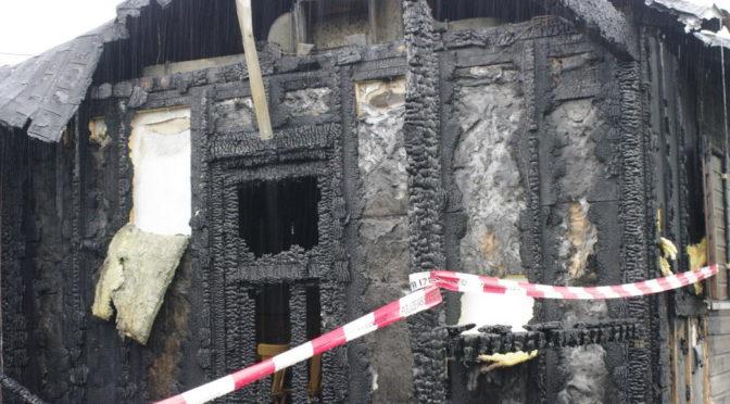 Ermittlungen nach Brandanschlag auf Nazi-Clubhaus eingestellt