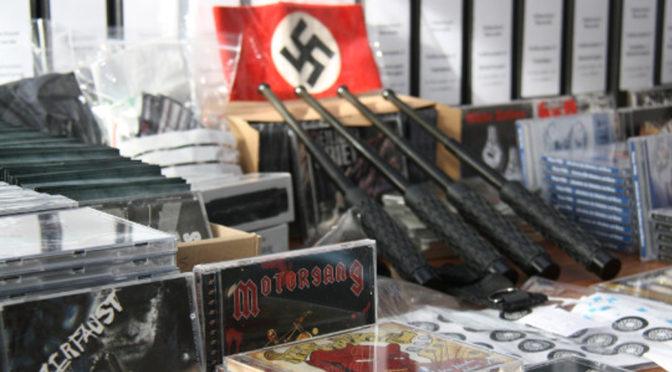 Nazi-Propaganda aus dem Allgäu beschäftigt Landgericht Memmingen