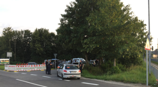 Neonazikonzert im Allgäu: In Bayern verboten, in Württemberg kein Problem