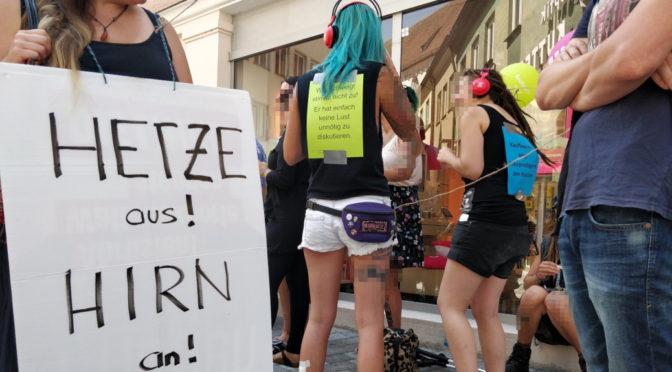Stadt zeigt Rechtspopulisten die kalte Schulter