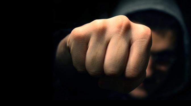 Disko-Securitys rassistisch beleidigt und verletzt