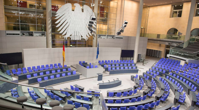 Allgäuer Neonazis Thema im Bundestag