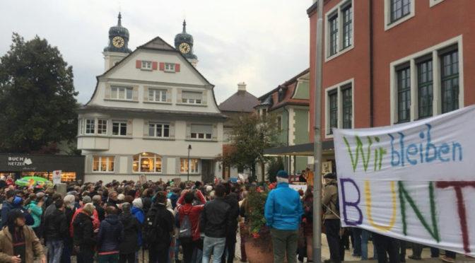 »Rote Linie« gegen AfD in Lindenberg