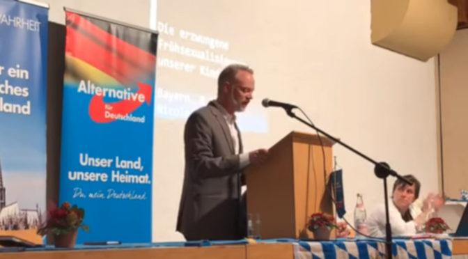 Ulrich Singer und der »große Austausch«