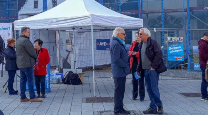 AfD kündigt massiven Stellungsbezug in Ravensburg an