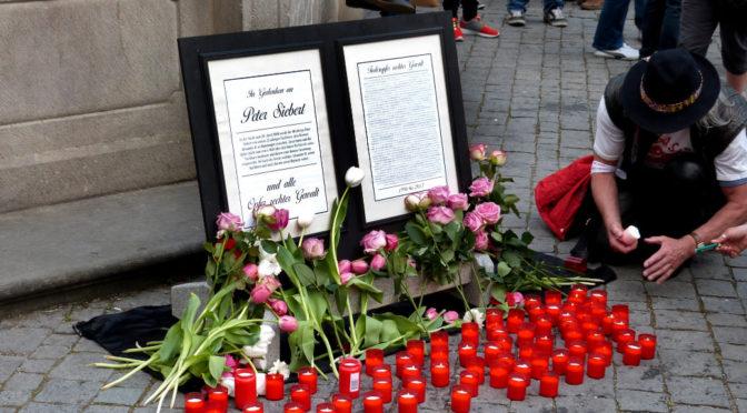 Peter Siebert: Verdrängtes Opfer rechter Gewalt?