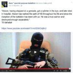 Ein Leben auf dem »Pfad des NS« – Nachruf für einen Gefallenen des Azov.