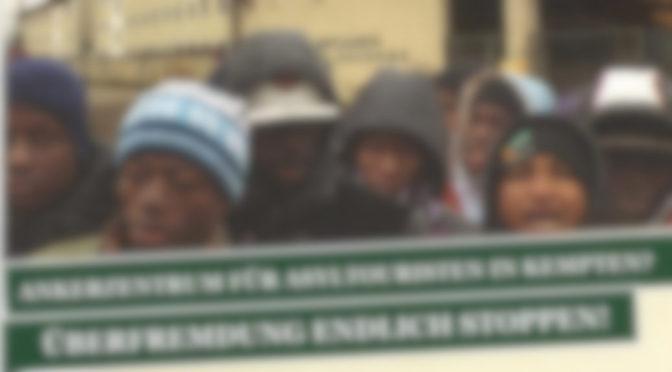 Neonazipartei hetzt in Kempten wegen möglichem Ankerzentrum