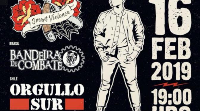 Allgäuer Nazilabel schickt Band nach Südamerika