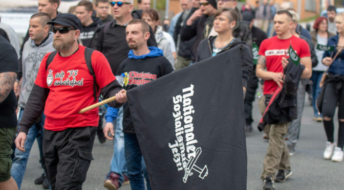 Nazis inszenieren sich in Bad Grönenbach als Tierschützer