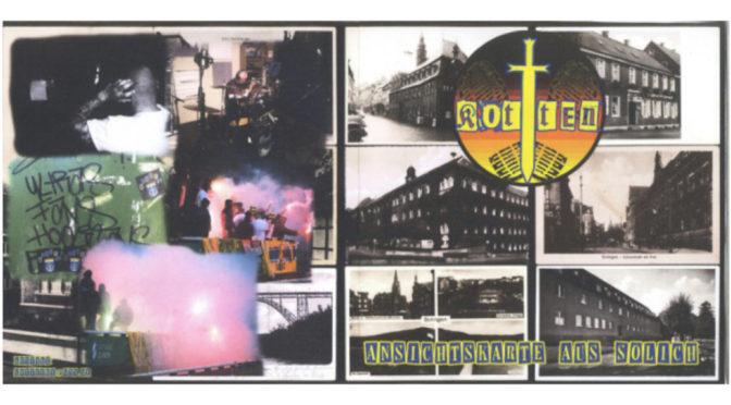 Aus dem Booklet einer CD von Kotten. (Screenshot LOTTA)