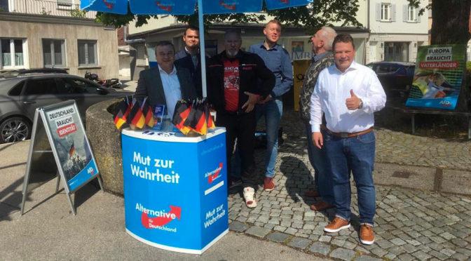Aus für AfD in Babenhausen?