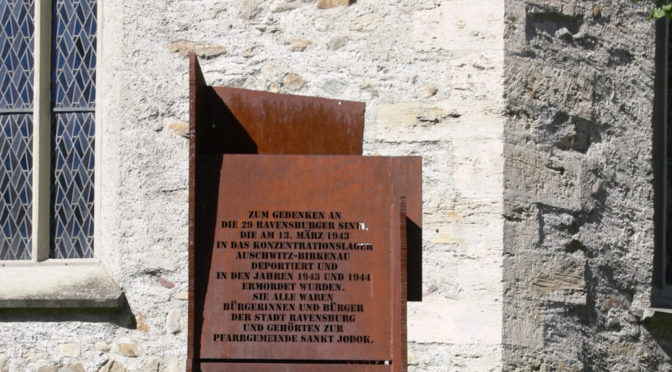 Hakenkreuz an Kapelle geschmiert