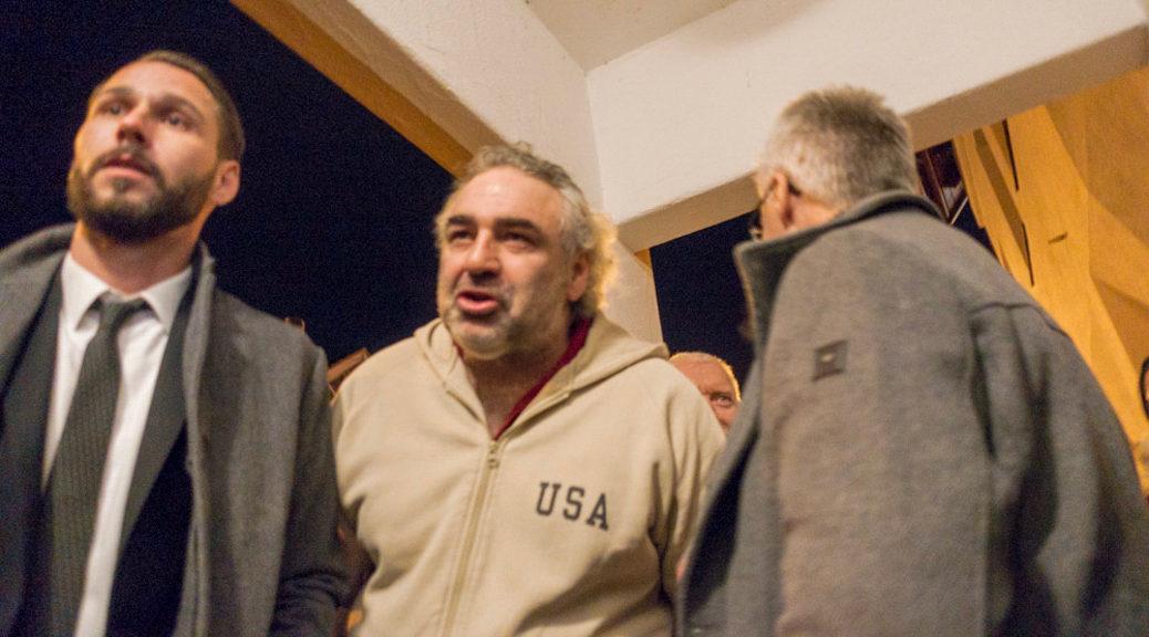 Spitzenkandidaten und Funktionäre der AfD, darunter Sascha Merk, Axel Keib und Paul Alger, musste am 14. November auf Grund einer vorangegangenen Störaktion der Zutritt zu einem Vortrag über die kommunalpolitischen Ambitionen der AfD verwehrt werden. Teils reagierten sie aggressiv und uneinsichtig.