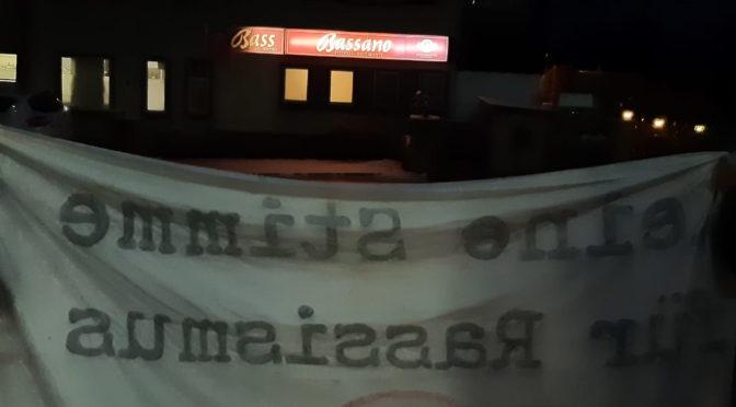 Protest gegen »rechten Brennpunkt« in Oberstaufen