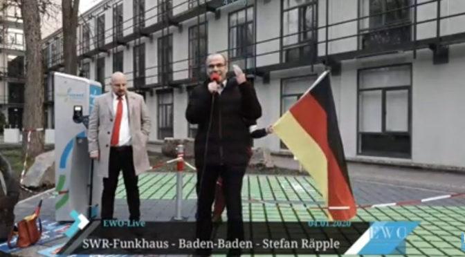 »Der pure Hass in Baden-Baden«