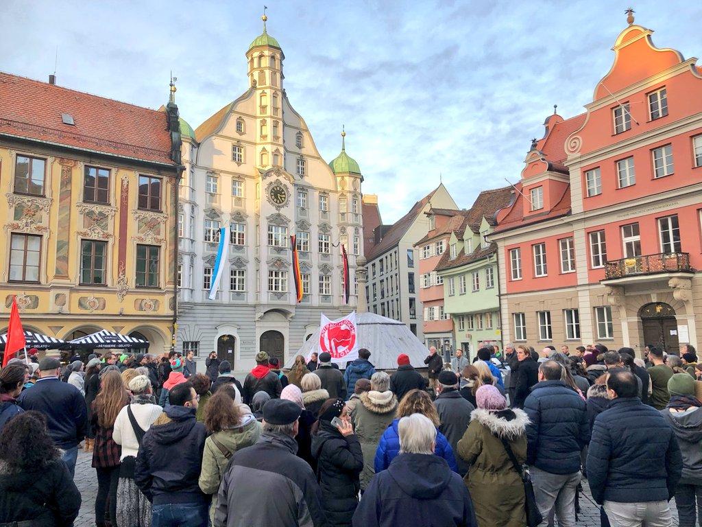 Mahnwache Hanau
