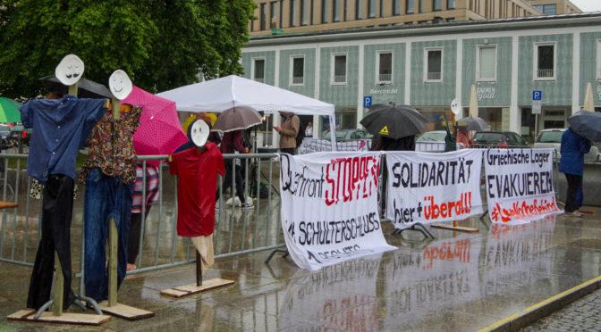 Mit Vielfalt und Solidarität gegen Corona-Querfront