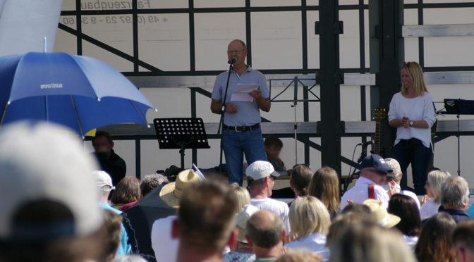 Kinderarzt Dr. Jochen Welte irritiert mit Corona-Rede
