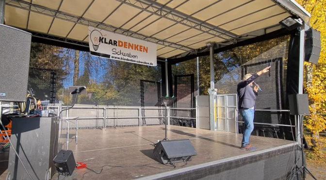 In Lindau zeigte Rolf Kron den Hitlergruß und relativierte den Nationalsozialismus.