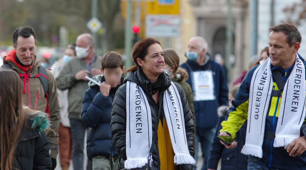Unter dem Motto »Friday for Frischluft« versammelten sich am Freitag rund 170 Menschen und zogen durch die Memminger Innenstadt.