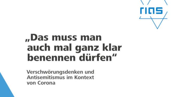 Die antisemitische Denkstruktur des Verschwörungsglaubens im Kontext von Corona