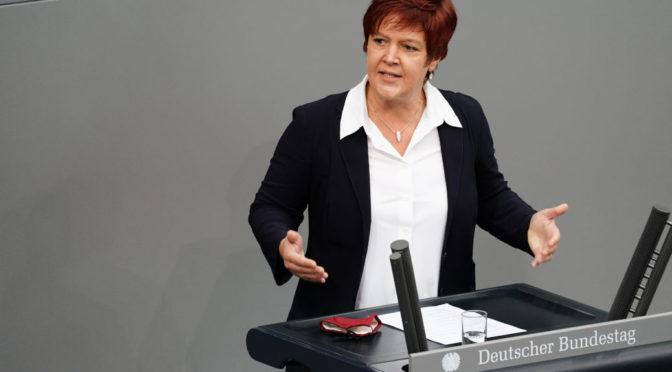 Morddrohung gegen Bundestagsabgeordnete