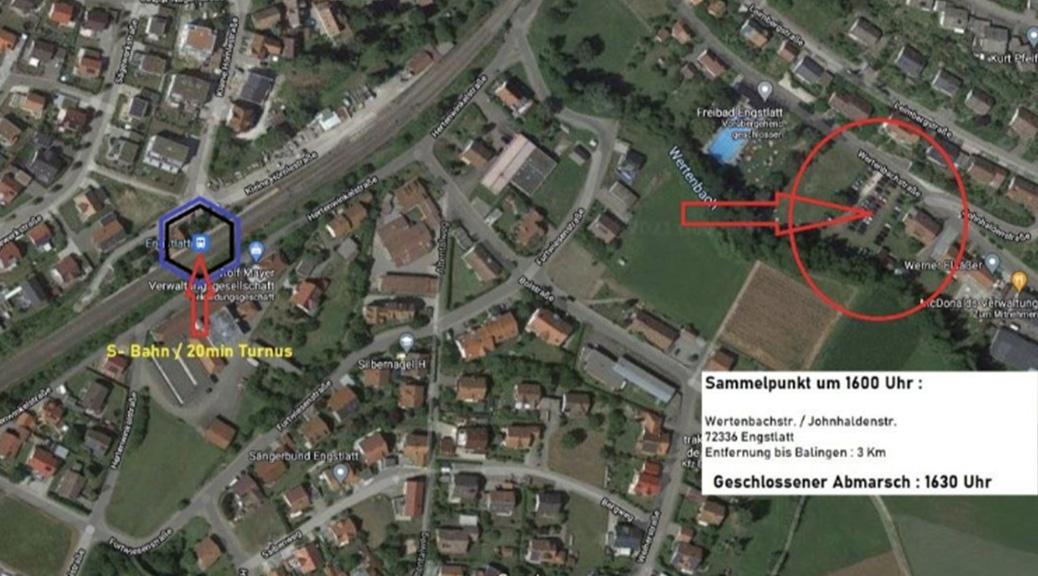 Zur Feuertaufe will sich der Baden-Württembergische Veteranen-Pool in Engstlatt treffen.